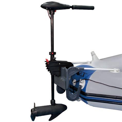 intex electric trolling motor trolling motor mount for boat