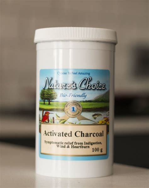natures choice natures choice activated charcoal