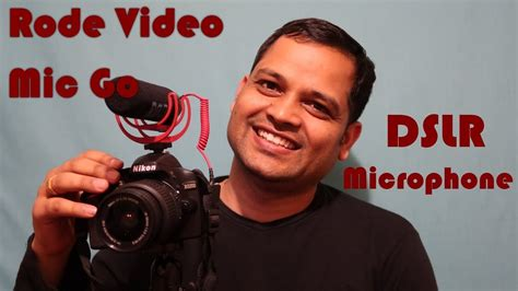 rode video mic  microphone  dslr external
