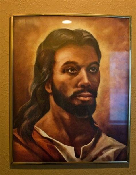 black jesus black jesus yeshua pinterest