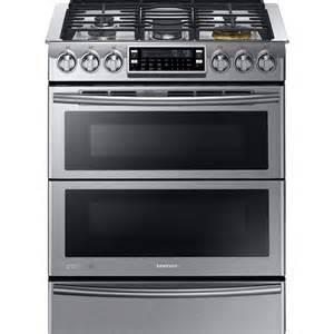 30 5 Burner Gas Cooktop Ny58j9850ws Samsung Chef Collection Dual Fuel Range W