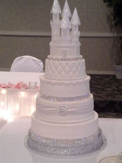 Castle Wedding Cake by Castle Wedding Cake Cakes