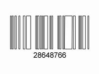 barcode template barcode template