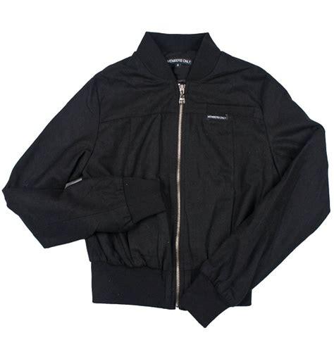 Jaket Bomber Black black bomber jackets jackets