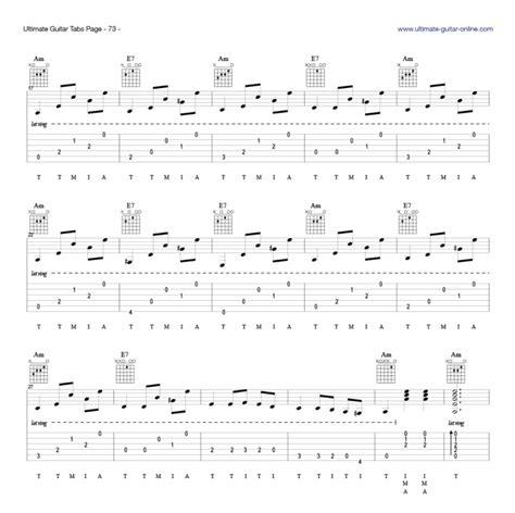 fingerstyle guitar tutorial for beginners fingerstyle guitar fingerpicking pattern2
