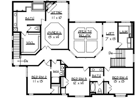 2 story great room floor plans dramatic two story great room 73321hs architectural