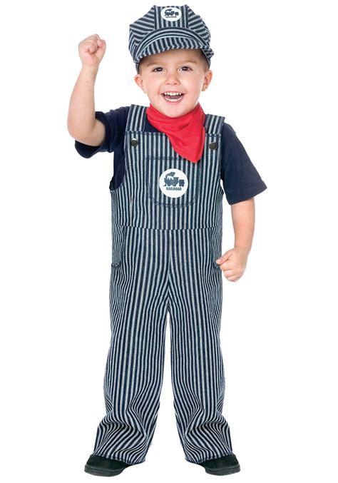 toddler boy costumes toddler engineer costume