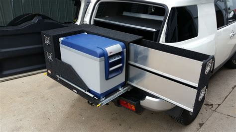 Storage Drawers For Utes by Need More Storage Outback Touring Solutions Specialise In