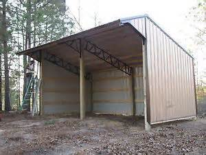 loafing roof on hill 17 best ideas about pole barns for sale on