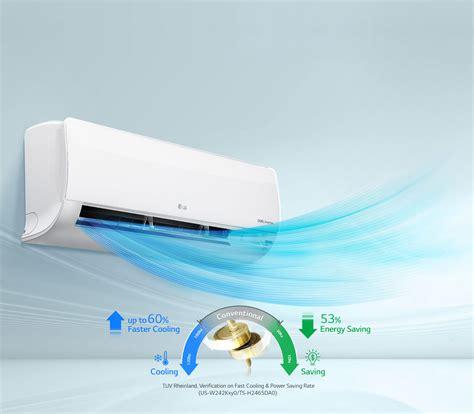 Ac Lg New Cool dual inverter smart 18000 btu max 23000 btu cool only split air conditioner 50 60hz