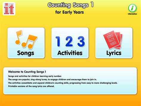 counting song helpkidzlearn