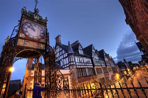 Of Chester Mba Ranking by Of Chester Universities In The Uk Iec Abroad
