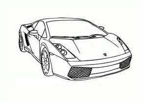 Coloring Lamborghini Free Printable Lamborghini Coloring Pages For