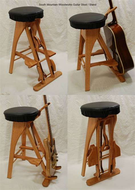 Guitar Stand And Stool by 1000 Ideas About Guitar Stand On Stand
