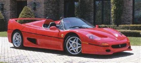 Ferrari 90er by Ferrari F50 Howstuffworks