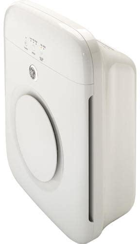 ge afhc09am 125 cfm air purifier with 3 fan speeds true hepa filter permanent washable pre