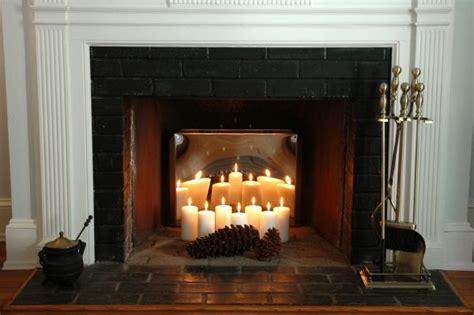 creative ways  decorate  fireplace