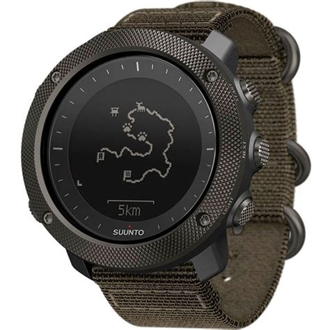 Smartwatch Suunto suunto traverse alpha smartwatch for fishing hiking