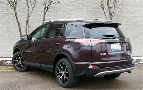 The Toyota Rav4 Test Drive 2016 Toyota Rav4 Se The Daily Drive