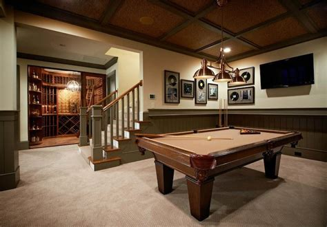Mur Design Home Hardware by Basement Game Room Contemporary Basement Alice Lane Home