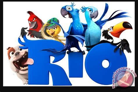 film animasi rio blog wilayah edisi dunia