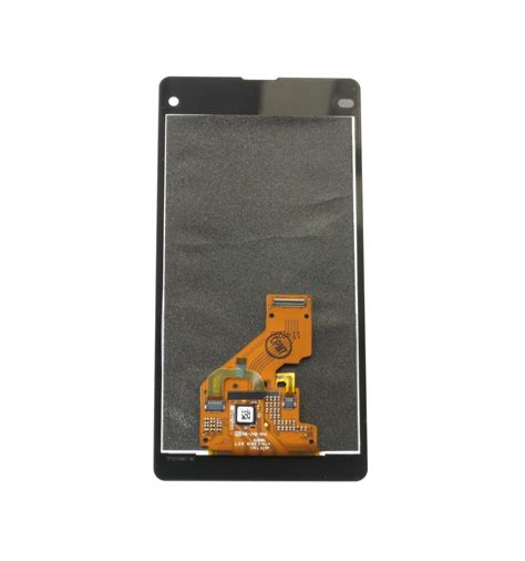 Touchscreen Sony Xperia Z1 Original lcd touch screen black original for sony xperia z1 compact d5503 1277 2538 lcdpartner