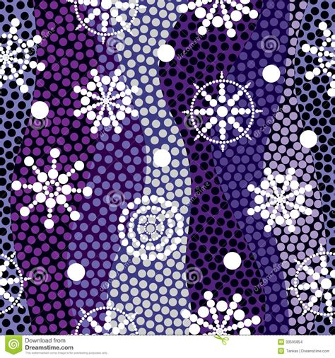 snowflake geometric pattern geometric snowflakes stock images image 33595854