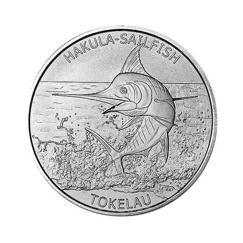 1 Oz Silver Coins For Sale - 2016 1 oz tokelau sailfish silver coin for sale at goldsilver 174