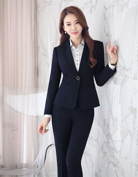 Celana Formal Wanita Putih Beredaq558 wanita setelan bisnis promotion shop for promotional wanita setelan bisnis on aliexpress