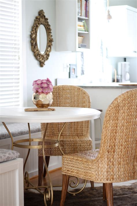 Cafe Style Dining Room by Cafe Style Dining Room Reveal Simple Stylings