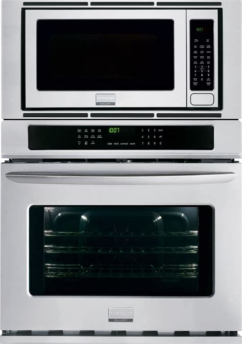 frigidaire fgmcpf   combination wall oven
