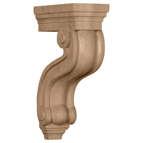 Cherry Corbels Corbels Brackets Wood Corbels Mission 3 875 X 8