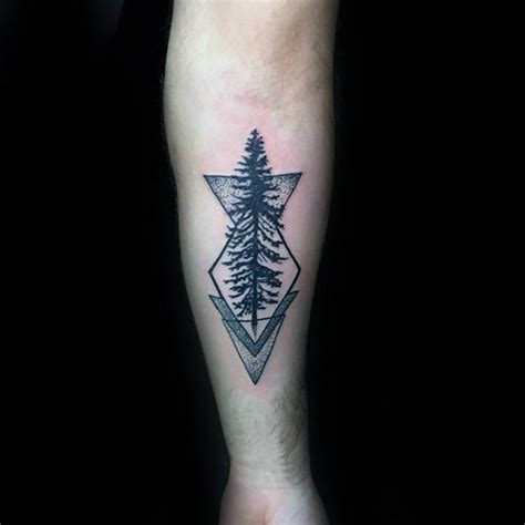 tree tattoos for guys 60 small tree tattoos for masculine design ideas