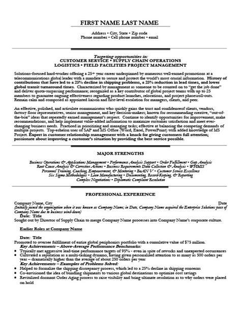 Order Management Resume Sample by Global Order Fulfillment Officer Resume Template Premium