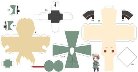 Hetalia Papercrafts - hetalia papercraft romania by sumatradjvero on deviantart