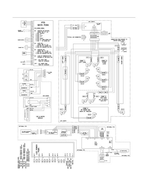 wiring diagram for fridge thermostat wiring diagram