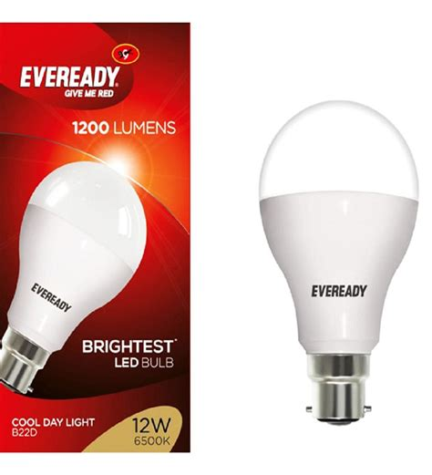 Eveready 12w 6500k Cool Day Light Led Bulb By Eveready Eveready Led Light Bulbs