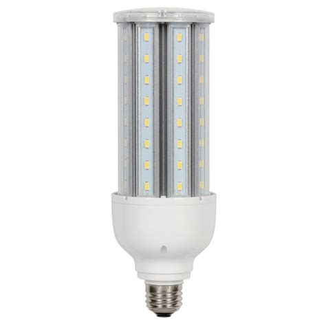 150w Equivalent Led Light Bulb Westinghouse 150w Equivalent Daylight T23 Corn Cob Medium Base Led Light Bulb 0516500 The Home