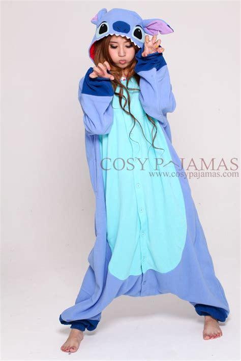 stitches pijama disney stitch onesie kigurumi wish list