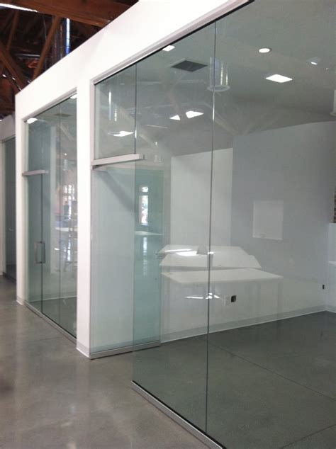 glass offices doors all glass office partitions and doors yelp