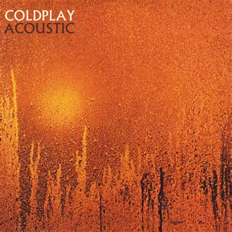 Coldplay Acoustic | coldplay acoustic cd at discogs