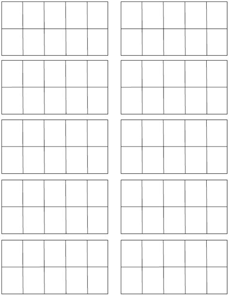 search results for blank ten frame printable calendar 2015