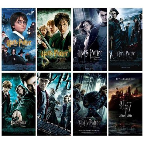 Dvd Harry Potter Collection magasin dvd et harry potter en fran 231 ais coffret