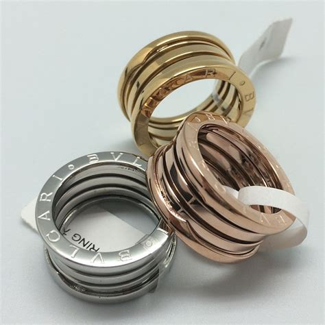 jual cincin bvlgari premi titanium dmac shop
