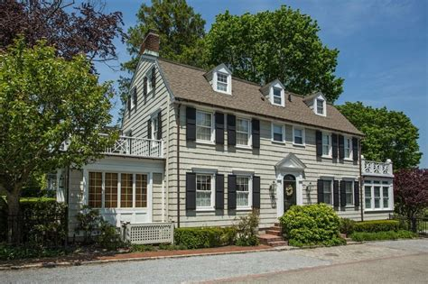 the amityville house the amityville horror house on sale again popsugar home