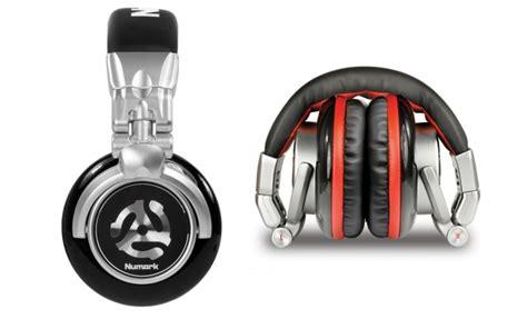player under50 wave professional mixing headphones numark
