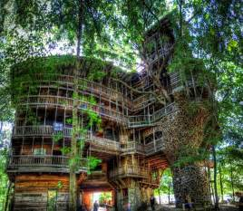 Tree Houses Around The World 10 most amazing and beautiful tree houses from around the world