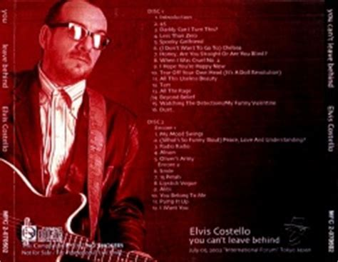 elvis costello my mood swings bootleg you can t leave behind the elvis costello wiki
