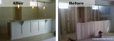 basement remodeling renovation contractors media