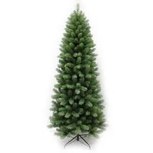 virginia slim artificial christmas tree 6 5ft notcutts
